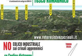 Sabato a Faenza: se l'eolico distrugge l'ambiente non è un'energia pulita