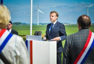 I provvedimenti liberticidi di Macron per favorire l'eolico favoriscono Marine Le Pen