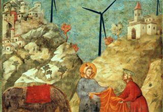 Il paesaggio di Giotto, del Beato Angelico o... il paesaggio dell'AGSM Verona Spa?